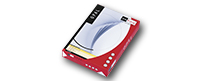 on t.o.p Kopierpapier Opal DIN A4