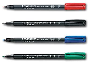 STAEDTLER® Folienstift Lumocolor® permanent 318