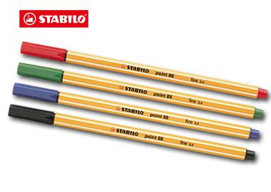 STABILO® Fineliner point 88®