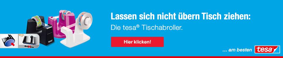 tesa Tischabroller