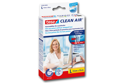 tesa® Feinstaubfilter Clean Air® L