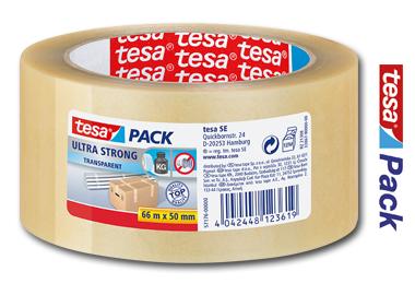 tesa® Packband tesapack® Ultra Strong