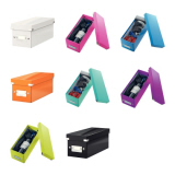 Leitz Archivbox Click & Store CD-Box